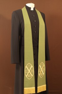 Clerical Robe